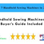 Top 7 Handheld Sewing Machines in 2021 – Buyer's Guide Included