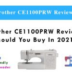 Brother CE1100PRW Reviewed